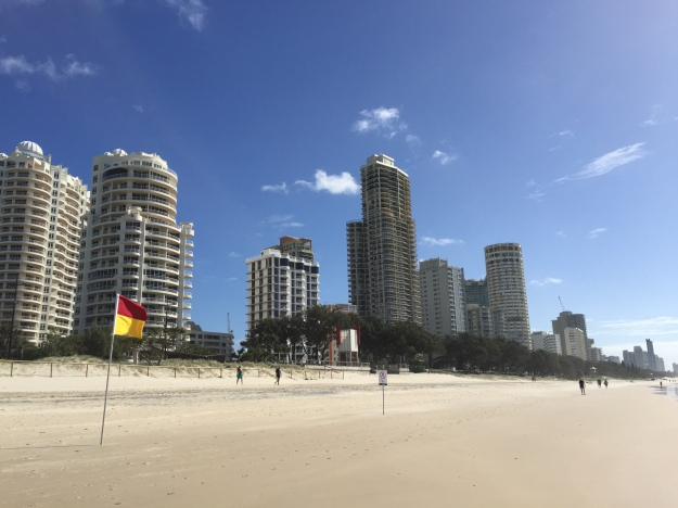 Gold Coast - Surf Paradise